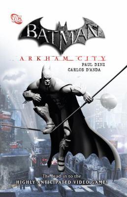 Batman: Arkham City   2012 9781401234935 Front Cover