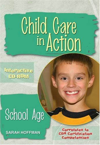 Child Care in Action   2006 9781401825935 Front Cover