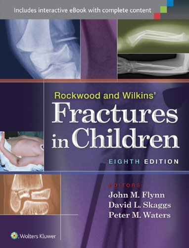 Rockwood and Wilkins' Fractures in Children  8th 2015 (Revised) edition cover