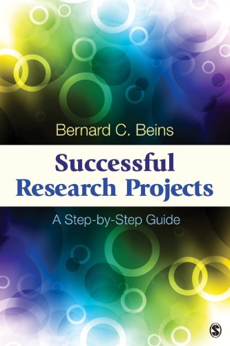 Successful Research Projects A Step-by-Step Guide  2014 edition cover