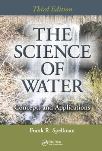 Science of Water Concepts and Applications, Third Edition 3rd 2014 (Revised) edition cover