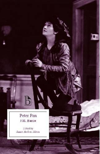 Peter Pan   2011 edition cover