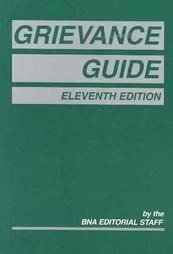 Grievance Guide  11th 2003 edition cover