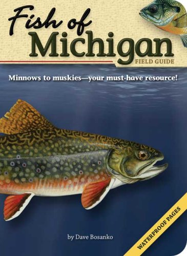 Fish of Michigan Field Guide  N/A edition cover