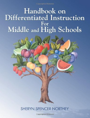 Handbook on Differentiated Instruction for Middle and High Schools   2005 edition cover