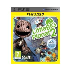 Little Big Planet 2 - Platinum Edition (Sony PS3) PlayStation 3 artwork