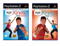 EyeToy: Kinetic - Total Fitness inkl. Total Combat PlayStation2 artwork