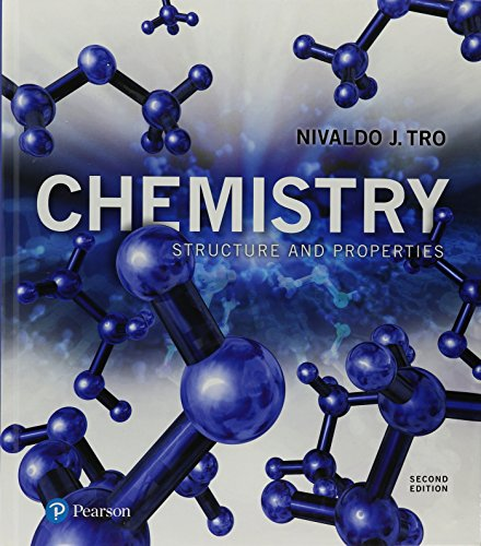 Chemistry: Structure and Properties  2017 9780134293936 Front Cover