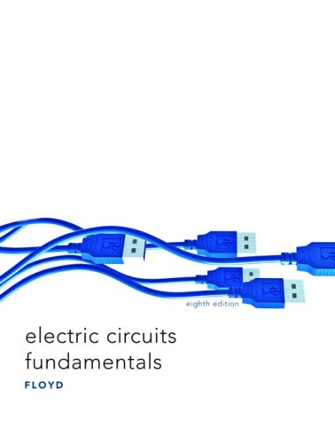 Electric Circuits Fundamentals  8th 2010 edition cover