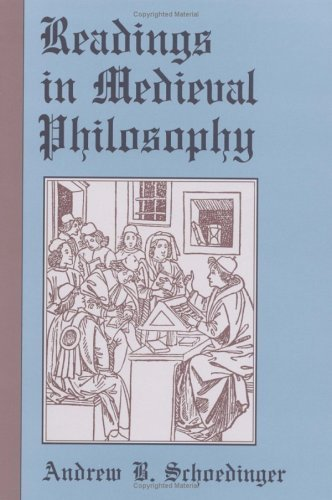 Readings in Medieval Philosophy   1996 edition cover