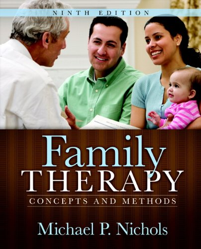 Family Therapy Concepts and Methods 9th 2010 edition cover