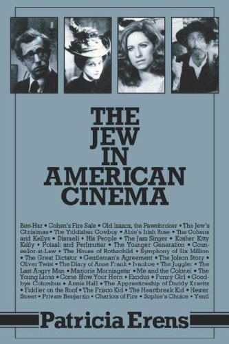 Jew in American Cinema  N/A 9780253204936 Front Cover