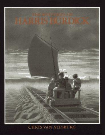 Mysteries of Harris Burdick   1984 (Teachers Edition, Instructors Manual, etc.) edition cover