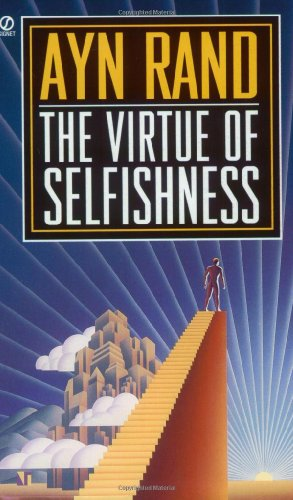 Virtue of Selfishness  50th 1964 edition cover