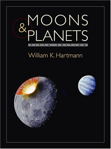 Moons and Planets  5th 2005 (Revised) 9780534493936 Front Cover
