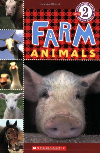 Farm Animals  N/A 9780545099936 Front Cover