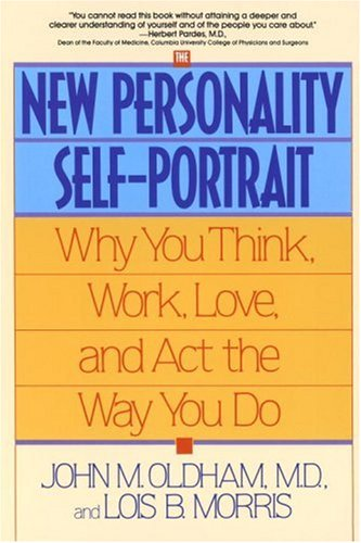 Personality Self-Portrait  Revised  9780553373936 Front Cover