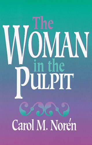 Woman in the Pulpit  N/A edition cover