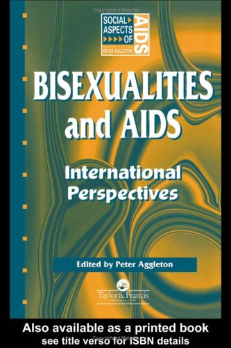 Bisexualities and AIDS International Perspectives  1996 9780748403936 Front Cover