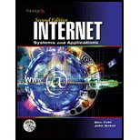 Internet : Sytems and Applications 2nd 2007 edition cover