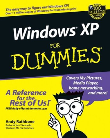 Windows XP for Dummies   2001 9780764508936 Front Cover