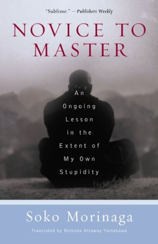 Novice to Master An Ongoing Lesson in the Extent of My Own Stupidity  2004 edition cover