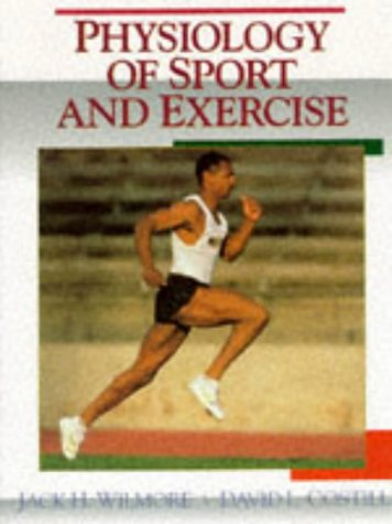 Physiology of Sport and Exercise   1994 edition cover