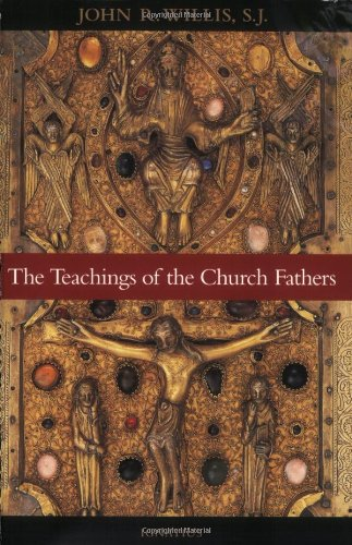 Teachings of the Church Fathers   2002 edition cover