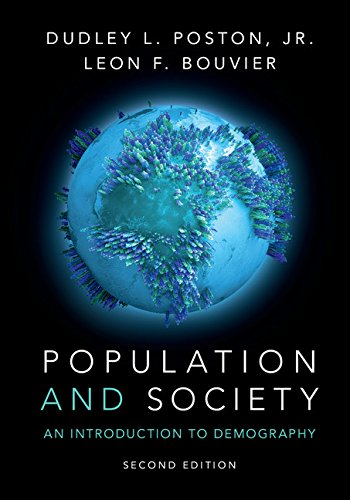 Population and Society: An Introduction to Demography  2017 9781107645936 Front Cover