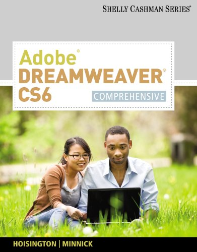 Adobe Dreamweaver CS6 Comprehensive  2013 edition cover