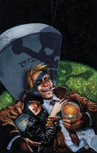 John Constantine, Hellblazer - Death and Cigarettes   2013 9781401240936 Front Cover