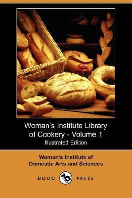 Woman's Institute Library of Cookery -  N/A 9781406539936 Front Cover