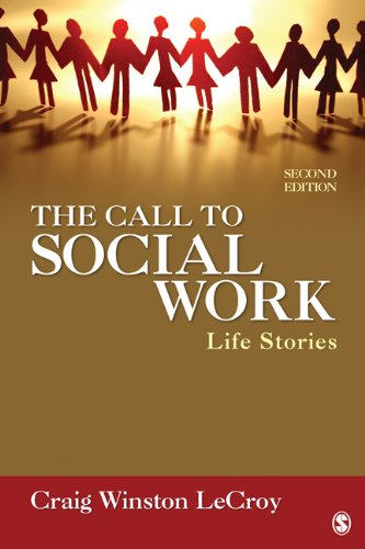 Call to Social Work Life Stories 2nd 2012 edition cover
