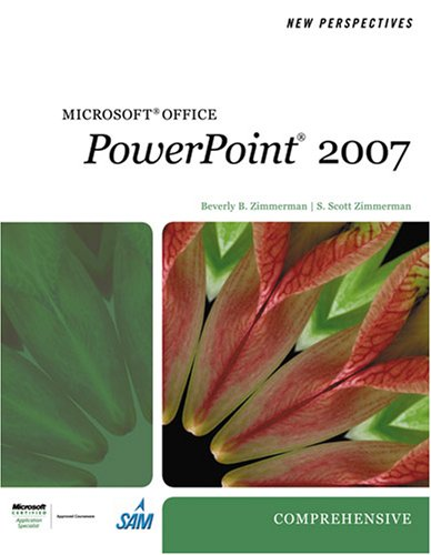 Microsoft Office Powerpoint 2007   2008 9781423905936 Front Cover