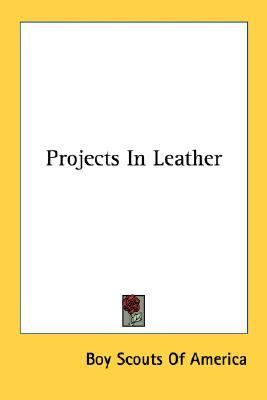 Projects in Leather  N/A edition cover