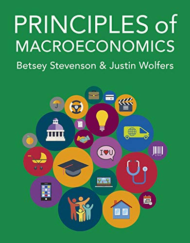 Cover art for Principles of Macroeconomics, 1st Edition