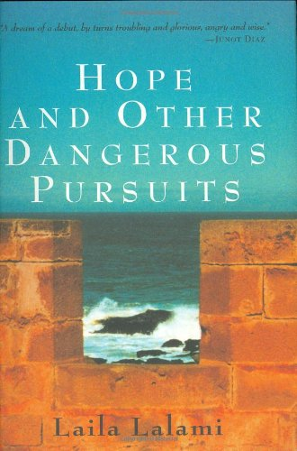Hope and Other Dangerous Pursuits   2005 9781565124936 Front Cover
