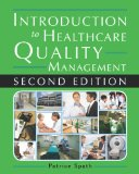 Introduction to Healthcare Quality Management:   2013 edition cover