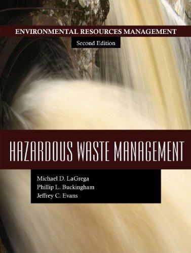 Hazardous Waste Management  2nd edition cover