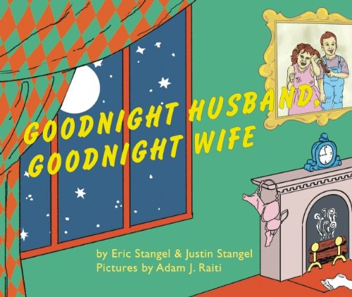 Goodnight Husband, Goodnight Wife   2012 edition cover