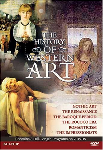 History of Western Art System.Collections.Generic.List`1[System.String] artwork
