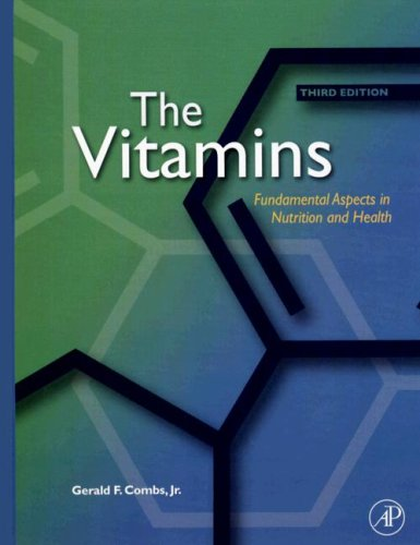 Vitamins Fundamental Aspects in Nutrition and Health 3rd 2007 9780121834937 Front Cover