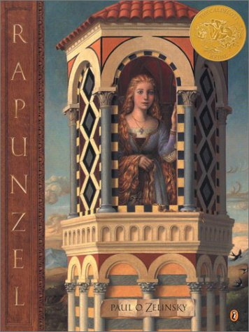 Rapunzel   2002 edition cover