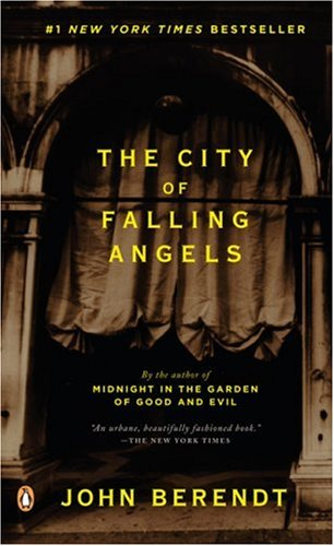 City of Falling Angels  N/A edition cover