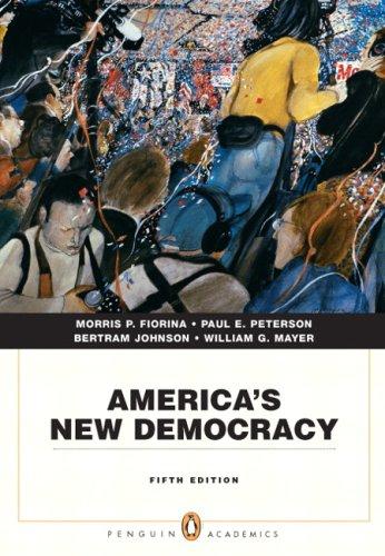 America's New Democracy  5th 2009 edition cover