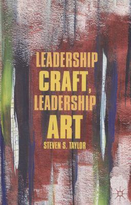 Leadership Craft, Leadership Art   2012 edition cover