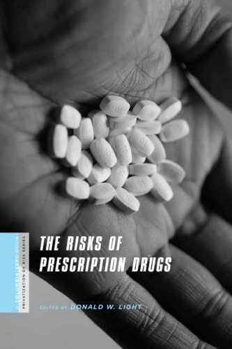 Risks of Prescription Drugs   2010 edition cover