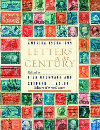 Letters of the Century America 1900-1999 N/A edition cover