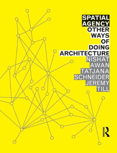 Spatial Agency Other Ways of Doing Architecture  2011 edition cover