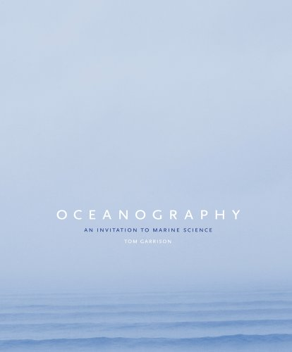 Oceanography An Invitation to Marine Science 7th 2010 edition cover